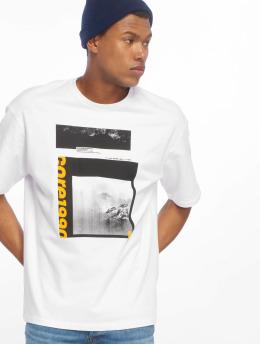 Jack & Jones T-Shirt jcoBlur blanc