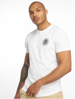 Jack & Jones T-Shirt jcoChain blanc