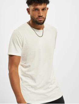 Jack & Jones T-Shirt Jjebasher O-Neck blanc