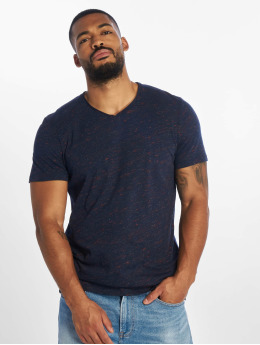 Jack & Jones T-Shirt jorMorgan blau