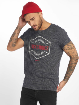 Jack & Jones T-Shirt jcoFresco blau
