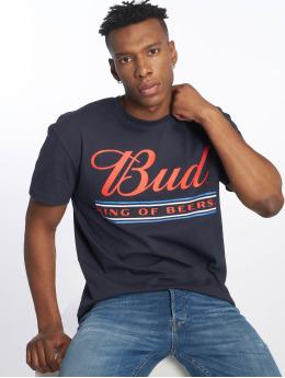 Jack & Jones T-Shirt jorBuds blau