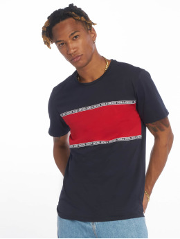 Jack & Jones T-Shirt jcoHoldins blau