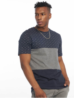 Jack & Jones T-Shirt jorTobi blau