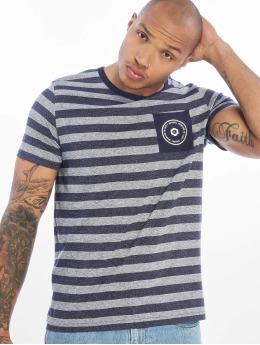 Jack & Jones T-Shirt jcoDenny blau