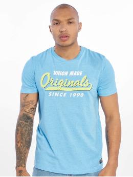 Jack & Jones t-shirt jorBranding blauw