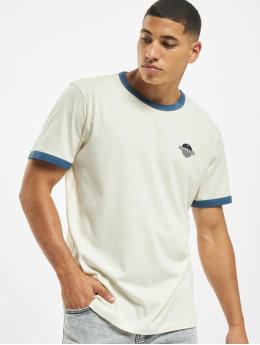 Jack & Jones t-shirt jorCalli Ringer Organic blauw