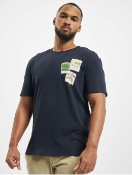 Jack & Jones T-Shirt jorAspen  bleu
