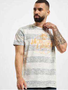 Jack & Jones T-Shirt jjResort  bleu