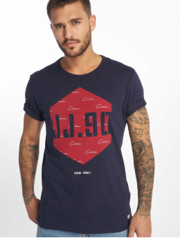 Jack & Jones T-Shirt jcoLaw blue