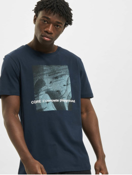 Jack & Jones T-Shirt jcoJump  blue