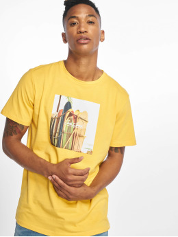 Jack & Jones jorHotel T-Shirt Yolk Yellow