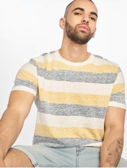 Jack & Jones T-Shirt jorSider gelb