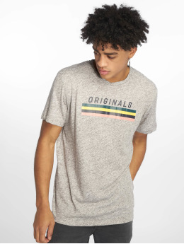 Jack & Jones T-shirt jorRodo grå