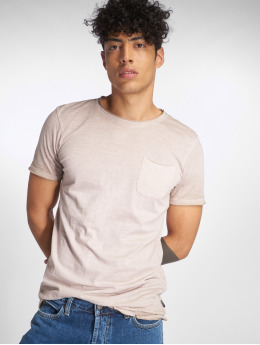 Jack & Jones T-Shirt jorJack Crew Neck grau