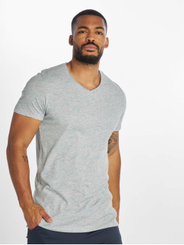 Jack & Jones T-Shirt jorMorgan grau