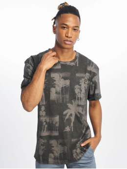 Jack & Jones T-Shirt jorPhotopalm grau