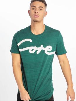 Jack & Jones t-shirt jcoPainted groen
