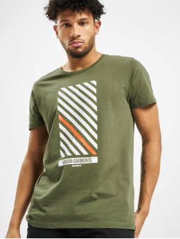 Jack & Jones t-shirt jcoSoup  groen