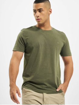 Jack & Jones t-shirt jjeWashed Noos groen