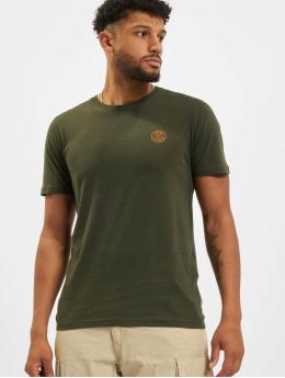 Jack & Jones T-shirt Jjeorganic O-Neck grön