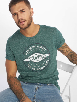 Jack & Jones T-Shirt jcoFresco grün