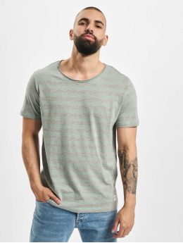 Jack & Jones T-Shirt jorMilo grün
