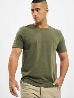 Jack & Jones T-Shirt jjeWashed Noos grün
