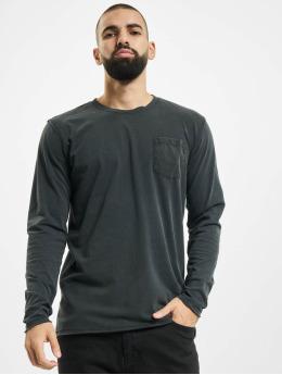 Jack & Jones T-Shirt manches longues jprBlalance noir