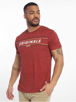 Jack & Jones t-shirt jorTuco rood