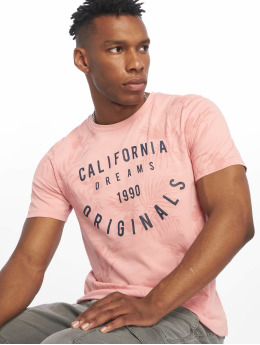 Jack & Jones T-Shirt jorFun rosa