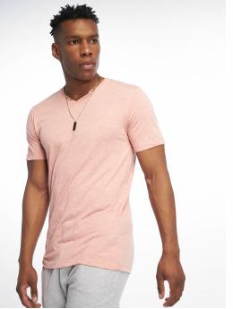 Jack & Jones T-Shirt jorMarbles rosa