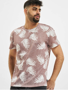 Jack & Jones T-Shirt jprBlabaker  rosa