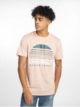 Jack & Jones T-Shirt jorRodo rose