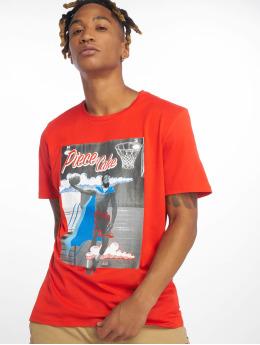 Jack & Jones T-Shirt jorArt Carnival rot
