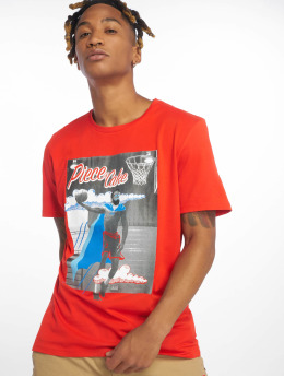 Jack & Jones T-Shirt jorArt Carnival rouge