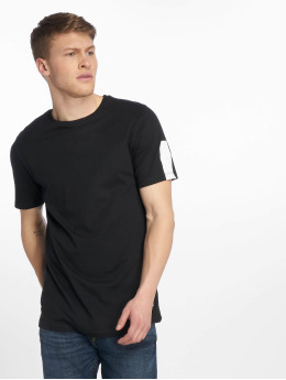 Jack & Jones T-Shirt jcoNewmeeting schwarz