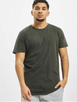 Jack & Jones T-Shirt jjeAsher O-Neck Noos schwarz