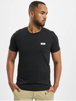 Jack & Jones T-Shirt jcoSignal schwarz