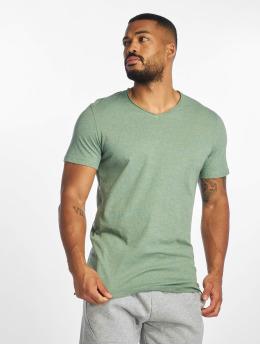 Jack & Jones T-Shirt jorMorgan vert