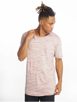 Jack & Jones T-Shirt jjeHugo Melanges violet