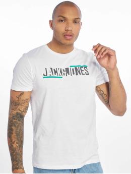 Jack & Jones T-Shirt jcoBooster white