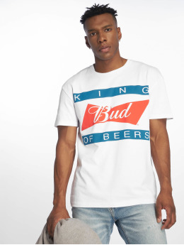 Jack & Jones t-shirt jorBuds wit