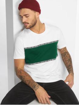 Jack & Jones t-shirt jcoHoldins wit