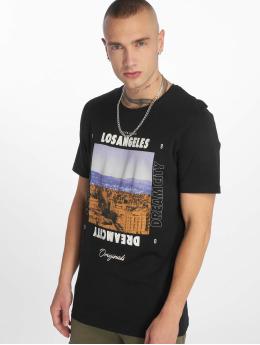 Jack & Jones t-shirt jorSuburban zwart