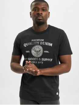 Jack & Jones t-shirt jprBlu Re-Runner zwart