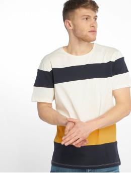 Jack & Jones T-shirts Jorfeel blå