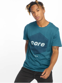 Jack & Jones T-shirts jcoDustin blå