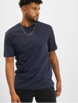 Jack & Jones T-shirts Jjerelaxed O-Neck blå