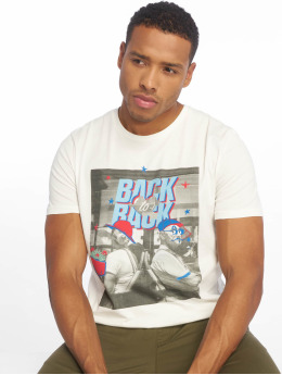 Jack & Jones T-shirts jorArt Carnival hvid
